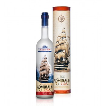 Admirals Club Vodka 40% 1,75l