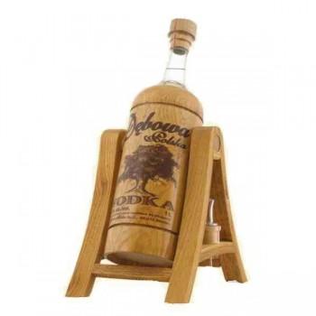 Dębowa Extra / Oak Vodka Extra 2,0L swing