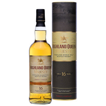 Highland Queen Majesty 16 Yo 40% 0.7L w tubie