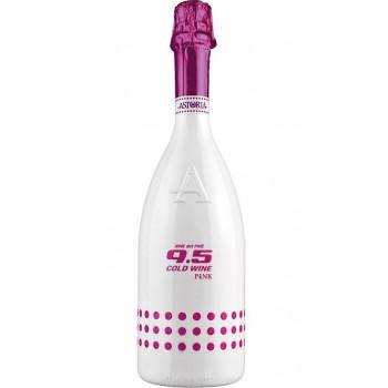 SPUMANTE BRUT ROSE 9.5 COLD WINE PINK 750ml