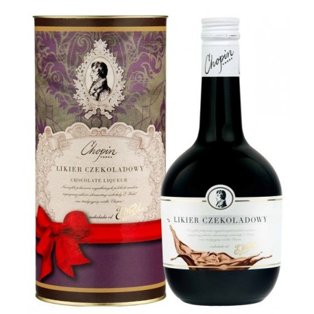 Chopin & Wedel chocolate liqueur 0.5 l