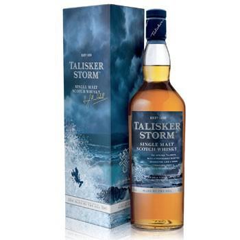Talisker Storm w kartonik 45,8% 0,7