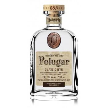 Polugar Classic Rye 38,5% 0,7l