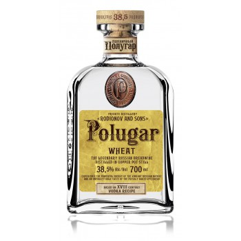 Polugar Wheat 38,5% 0,7l