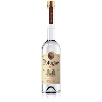 Polugar no1 Rye&Wheat 38,5% 0,7l