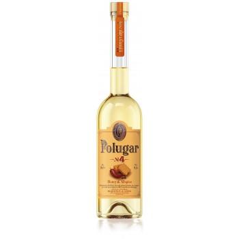 POLUGAR No4 Miód i Pieprz 38,5% 0,5l