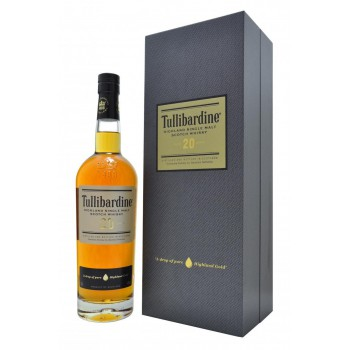 Tullibardine 20 Year Old 43% 0,7l