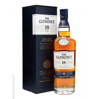 The Glenlivet 18 Year Old 43% 0,7l