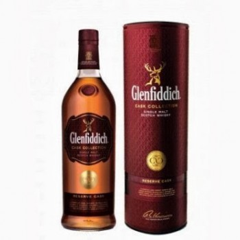 Glenfiddich Cask Collection Reserve Cask w tubie 1l