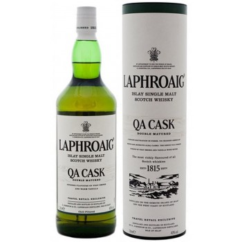 Laphroaig QA Cask Double Matured 40% 1l