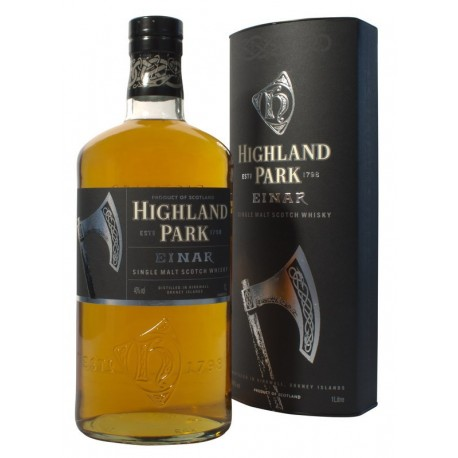 Highland Park Einar 40% 1,0l