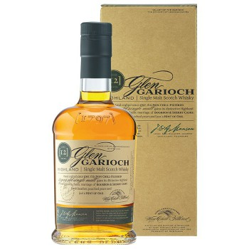 Glen Garioch 12 Years Old 48% 0,7l