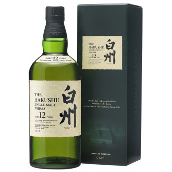 Hakushu 12 Years Old 43% 0,7l