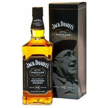 Jack Daniels Master Distiller Limited Edition No.2 0,7l