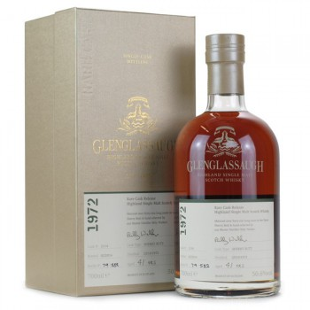 Glenglassaugh 41 Year Old 1972 Cask 2114 50,6%