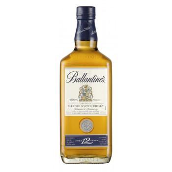 Ballantine`s 12YO butelka 0,7L