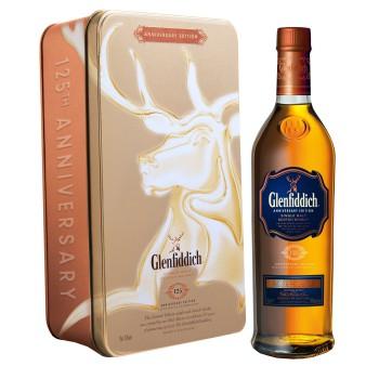 Glenfiddich 125 Anniversary Limited Edition 700ml
