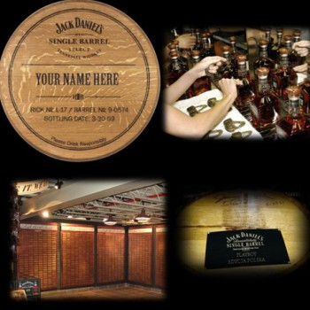 BUY THE BARREL  - JACK DANIEL'S