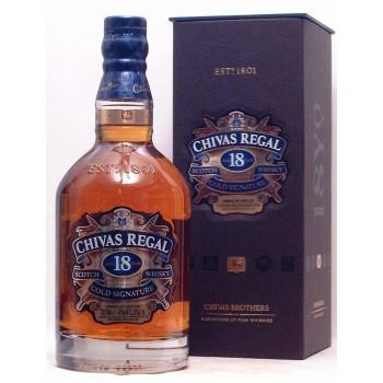 Chivas Regal 18YO butelka 0,7L
