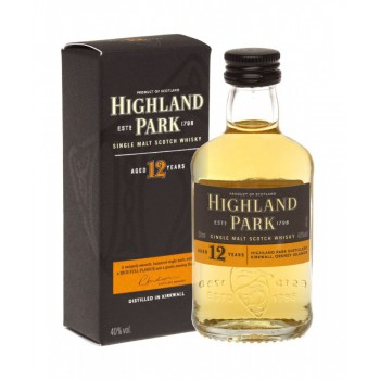 HIGHLAND PARK 12 YO 50ml