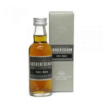 Auchentoshan Three Wood 43% 0,05l