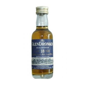 Glendronach 18yo Allardice mini 0,05l