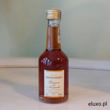 Louis de Lauriston Pommeau de Normandie 17% 0,05l
