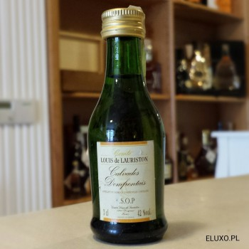 CALVADOS  LOUIS LAURISTON VSOP 0,03L