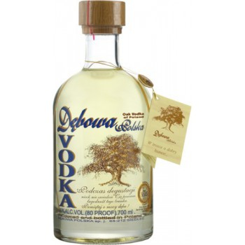 Dębowa Wódka / Oak Vodka 0,7L