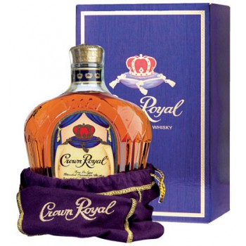 CROWN ROYAL 1L Kanadyjska whisky blended