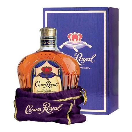 CROWN ROYAL 1L Kanadyjska whisky blended