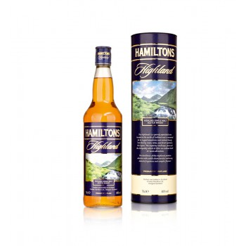 HAMILTONS  Highland  Single Malt