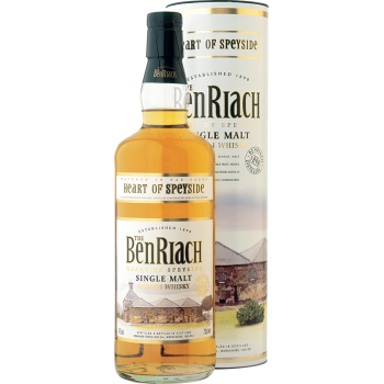 BENRIACH HEART OF SPEYSIDE 40% 0,7 L
