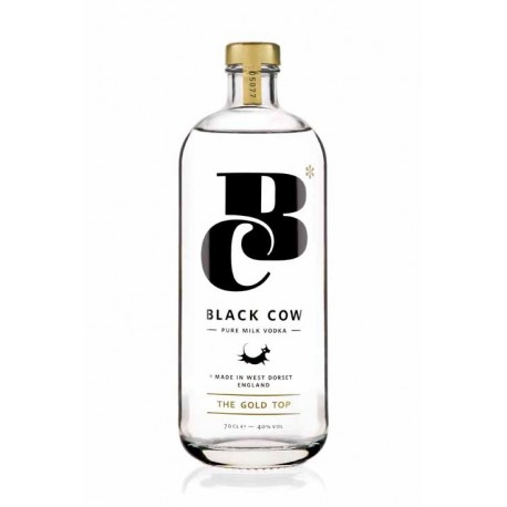 BLACK COW PURE MILK VODKA 0,7L 40%