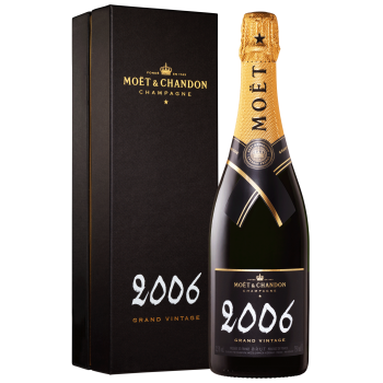 Moet & Chandon Grand Vintage 2006 w kartoniku
