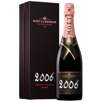 Moet & Chandon Grand Vintage Rose 2006 w kartoniku