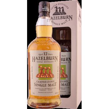 Hazelburn 12 Yo Karton 46% 0,7l