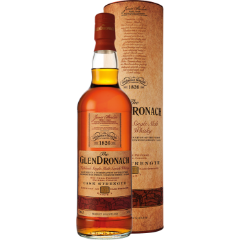GLENDRONACH CASK STRENGTH  3rd BATCH 54,9%