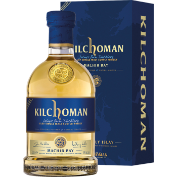 Kilchoman Single Malt Machir Bay 46% 0,7l