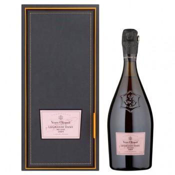 Veuve Clicquot Le Grande Dame Rose 2004 w kartoniku