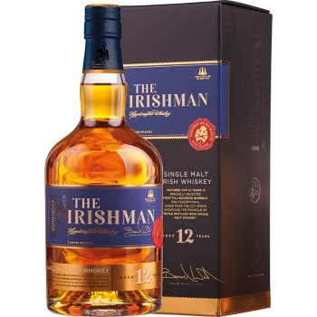 The Irishman Single Malt 12YO