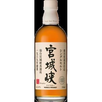 MIYAGIKYO NON AGE NIKKA WHISKY KARTONIK 0,5 L