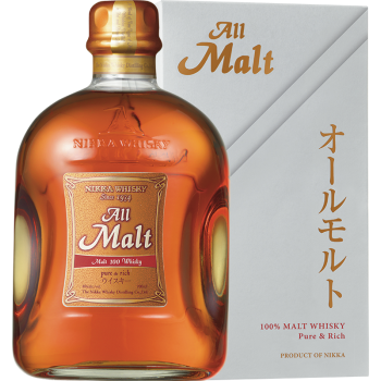 ALL MALT NIKKA WHISKY KARTONIK 0,7 L