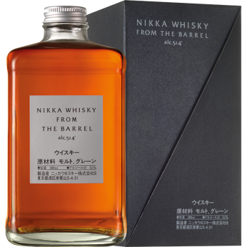 NIKKA WHISKY FROM THE BARREL KARTONIK 0,5L