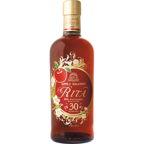 NIKKA 30 YO RITA APPLE BRANDY