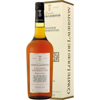 CALVADOS HORS D'AGE LOUIS LAURISTON 0.7L