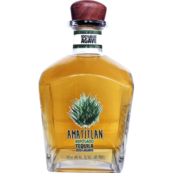 Tequila Amatitlan Reposado 0,7l 40%