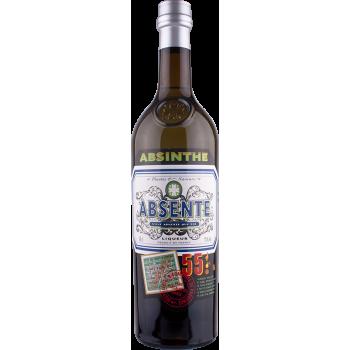 ABSENTE ABSINTHE 55% 0,7l