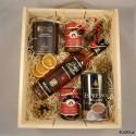 Zestaw upominkowy świąteczny z brandy