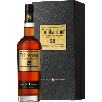 Tullibardine 25 Year Old 43% 0,7l